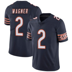 Ahmad Wagner Chicago Bears Youth Limited Team Color Vapor Untouchable Nike Jersey - Navy